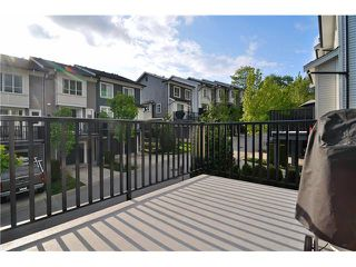"Photo 11: 31 3459 WILKIE Avenue in Coquitlam: Burke Mountain Townhouse for sale in ""TATTON"" : MLS®# V1063429"