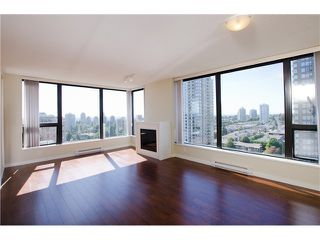 """Main Photo: 1702 7178 COLLIER Street in Burnaby: Highgate Condo for sale in """"Arcadia East"""" (Burnaby South)  : MLS®# V1084862"""