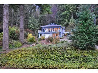 Photo 1: 1844 OCEAN BEACH Esplanade in Gibsons: Gibsons & Area House for sale (Sunshine Coast)  : MLS®# V1095167