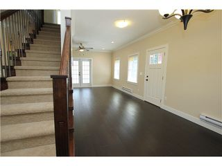 Photo 9: 6 801 RODERICK Street in Coquitlam: Maillardville Townhouse for sale : MLS®# V1104411