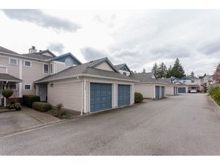 "Photo 1: 120 14154 103RD Avenue in Surrey: Whalley Townhouse for sale in ""TIFFANY SPRINGS"" (North Surrey)  : MLS®# F1436885"