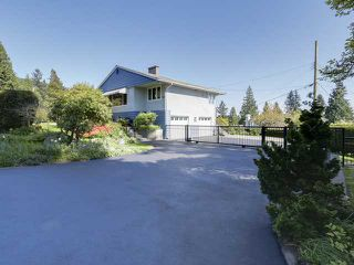 """Main Photo: 3871 SUNNYCREST Drive in North Vancouver: Forest Hills NV House for sale in """"Forest Hills/Edgemont"""" : MLS®# V1117979"""