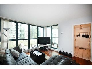 Photo 3: 1002 1238 MELVILLE Street in Vancouver: Coal Harbour Condo for sale (Vancouver West)  : MLS®# V1119869