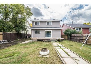 Photo 21: 1240 MEADOWBROOK Drive SE: Airdrie House for sale : MLS®# C4031774