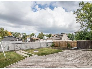 Photo 22: 1240 MEADOWBROOK Drive SE: Airdrie House for sale : MLS®# C4031774