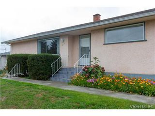 Photo 1: 515 Broadway St in VICTORIA: SW Glanford Single Family Detached for sale (Saanich West)  : MLS®# 712844