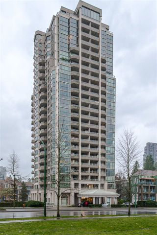"Photo 1: 1508 3070 GUILDFORD Way in Coquitlam: North Coquitlam Condo for sale in ""LAKESIDE TERRACE"" : MLS®# R2044919"