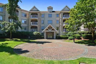"""Photo 1: 102 20894 57TH Avenue in Langley: Langley City Condo for sale in """"Bayberry"""" : MLS®# R2082819"""