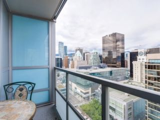 "Photo 6: 2003 833 SEYMOUR Street in Vancouver: Downtown VW Condo for sale in ""CAPITAL RESIDENCES"" (Vancouver West)  : MLS®# R2087892"