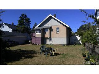 Photo 18: 2525 Vancouver Street in VICTORIA: Vi Central Park Single Family Detached for sale (Victoria)  : MLS®# 368354