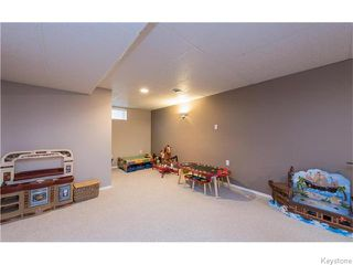 Photo 17: 27 Everden Road in Winnipeg: River Park South Residential for sale (2F)  : MLS®# 1621633