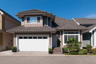 """Photo 1: 36 3363 ROSEMARY HEIGHTS Crescent in Surrey: Morgan Creek Townhouse for sale in """"Rockwell"""" (South Surrey White Rock)  : MLS®# R2128927"""