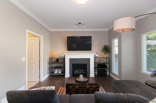 "Photo 6: 36 3363 ROSEMARY HEIGHTS Crescent in Surrey: Morgan Creek Townhouse for sale in ""Rockwell"" (South Surrey White Rock)  : MLS®# R2128927"