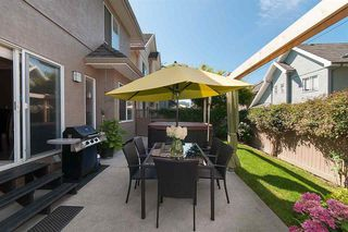 """Photo 19: 36 3363 ROSEMARY HEIGHTS Crescent in Surrey: Morgan Creek Townhouse for sale in """"Rockwell"""" (South Surrey White Rock)  : MLS®# R2128927"""