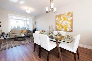 "Photo 4: 128 3528 SHEFFIELD Avenue in Coquitlam: Burke Mountain 1/2 Duplex for sale in ""WHISPER"" : MLS®# R2151280"
