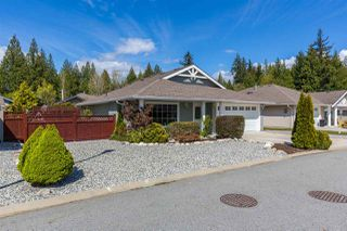 """Main Photo: 5747 CARTIER Road in Sechelt: Sechelt District House for sale in """"CASCADE HEIGHTS"""" (Sunshine Coast)  : MLS®# R2161891"""