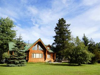 Main Photo: Mile 34 Highway 47 Robb: Rural Yellowhead House for sale : MLS®# E4062083