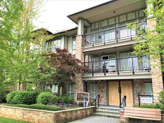 "Photo 1: 309 8717 160 Street in Surrey: Fleetwood Tynehead Condo for sale in ""VERNAZZA"" : MLS®# R2166580"