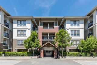 "Photo 1: E110 8929 202 Street in Langley: Walnut Grove Condo for sale in ""THE GROVE"" : MLS®# R2170091"