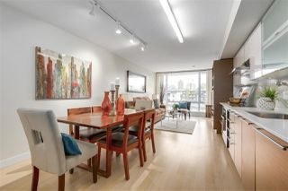 "Main Photo: 504 1635 W 3RD Avenue in Vancouver: False Creek Condo for sale in ""LUMEN"" (Vancouver West)  : MLS®# R2174429"