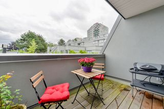 Photo 12: 1363 W 8TH AVENUE in Vancouver: Fairview VW Townhouse for sale (Vancouver West)  : MLS®# R2173551
