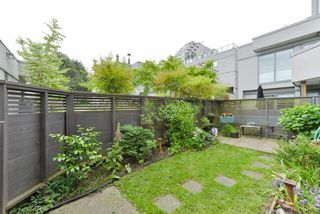 Photo 14: 1363 W 8TH AVENUE in Vancouver: Fairview VW Townhouse for sale (Vancouver West)  : MLS®# R2173551