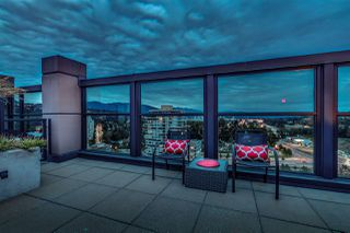"Photo 17: 2703 301 CAPILANO Road in Port Moody: Port Moody Centre Condo for sale in ""THE RESIDENCES"" : MLS®# R2191281"