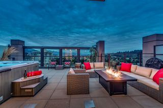 "Photo 1: 2703 301 CAPILANO Road in Port Moody: Port Moody Centre Condo for sale in ""THE RESIDENCES"" : MLS®# R2191281"