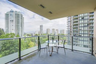 "Photo 15: 1001 6188 WILSON Avenue in Burnaby: Metrotown Condo for sale in ""JEWEL 1"" (Burnaby South)  : MLS®# R2202404"