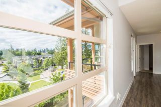 "Photo 6: 415 5788 BIRNEY Avenue in Vancouver: University VW Condo for sale in ""KEENLEYSIDE"" (Vancouver West)  : MLS®# R2216384"