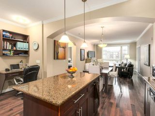 "Photo 4: 320 2628 MAPLE Street in Port Coquitlam: Central Pt Coquitlam Condo for sale in ""VILLAGIO II"" : MLS®# R2223182"