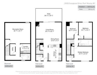 """Photo 20: 280B EVERGREEN Drive in Port Moody: College Park PM Townhouse for sale in """"EVERGREEN"""" : MLS®# R2235154"""
