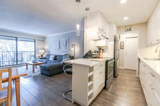 "Photo 1: 308 307 W 2ND Street in North Vancouver: Lower Lonsdale Condo for sale in ""Shorecrest"" : MLS®# R2244286"
