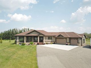 Main Photo: #5, 27320 TWP RD 534: Rural Parkland County House for sale : MLS®# E4105194