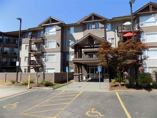 "Photo 1: 204 2581 LANGDON Street in Abbotsford: Abbotsford West Condo for sale in ""COBBLESTONE"" : MLS®# R2295652"