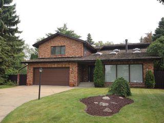 Main Photo: 83 Brander Drive in Edmonton: Zone 14 House for sale : MLS®# E4127415