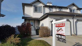 Main Photo: 18290 104A Street in Edmonton: Zone 27 House Half Duplex for sale : MLS®# E4131993