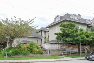 "Main Photo: 116 1570 PRAIRIE Avenue in Port Coquitlam: Glenwood PQ Townhouse for sale in ""VIOLAS"" : MLS®# R2316513"