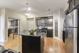 Photo 4: 224 12408 15 Avenue SW in Edmonton: Zone 55 Condo for sale : MLS®# E4134222