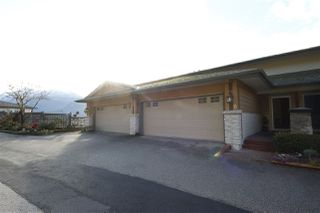 "Photo 1: 11 1026 GLACIER VIEW Drive in Squamish: Garibaldi Highlands Townhouse for sale in ""Seasons View"" : MLS®# R2326220"