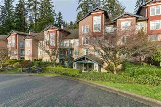 "Photo 1: 206 1144 STRATHAVEN Drive in North Vancouver: Northlands Condo for sale in ""Strathaven"" : MLS®# R2331967"