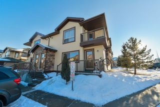 Main Photo: 28 604 62 Street in Edmonton: Zone 53 Carriage for sale : MLS®# E4140289