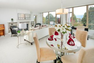 """Photo 6: 502 2580 TOLMIE Street in Vancouver: Point Grey Condo for sale in """"Point Grey Place"""" (Vancouver West)  : MLS®# R2334008"""