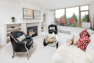 """Photo 2: 502 2580 TOLMIE Street in Vancouver: Point Grey Condo for sale in """"Point Grey Place"""" (Vancouver West)  : MLS®# R2334008"""