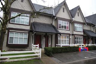 "Main Photo: 42 11757 236 Street in Maple Ridge: Cottonwood MR Townhouse for sale in ""GALIANO"" : MLS®# R2337977"