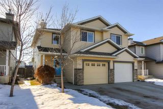 Main Photo: 1669 Melrose Place in Edmonton: Zone 55 House Half Duplex for sale : MLS®# E4148169