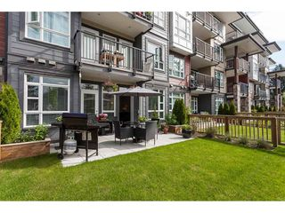 "Photo 2: 108 22562 121 Avenue in Maple Ridge: East Central Condo for sale in ""EDGE ON EDGE 2"" : MLS®# R2368066"