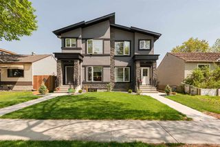 Main Photo: 10425 146 Street in Edmonton: Zone 21 Attached Home for sale : MLS®# E4158885