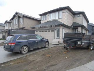 Photo 1: 16431 12 Avenue in Edmonton: Zone 56 House for sale : MLS®# E4160494