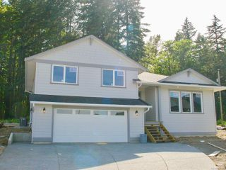 Photo 1: LT 5 2395 McNish Place in COURTENAY: CV Courtenay City House for sale (Comox Valley)  : MLS®# 818471